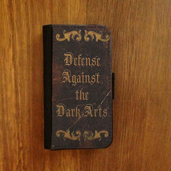 This Defense Against the Dark Arts IPhone case   The 14 Greatest Harry Potter Gifts On Etsy