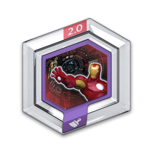 Disney Infinity 2.0 Marvel Super Heroes Power Discs
