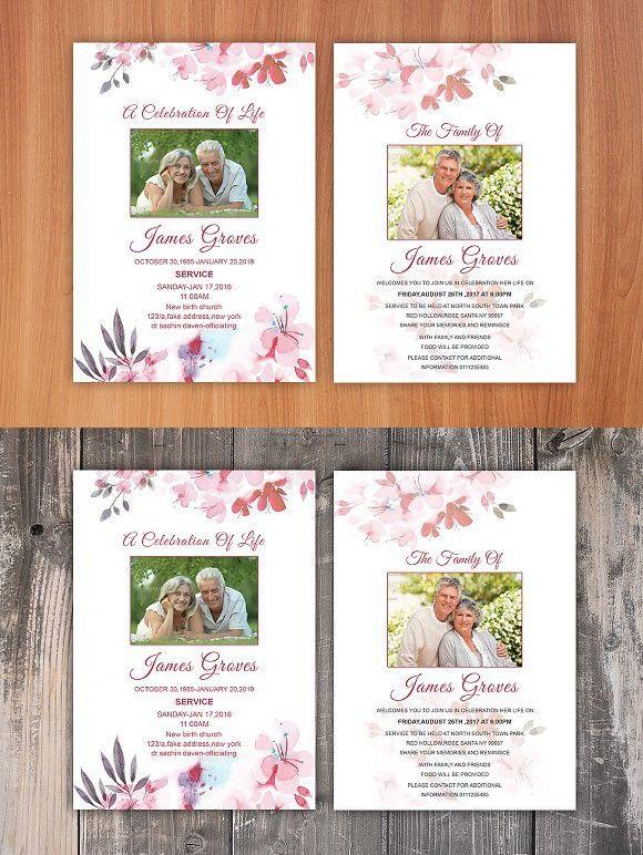 The 25 best funeral invitation ideas on pinterest funeral ideas funeral invitation or announcement stopboris Choice Image