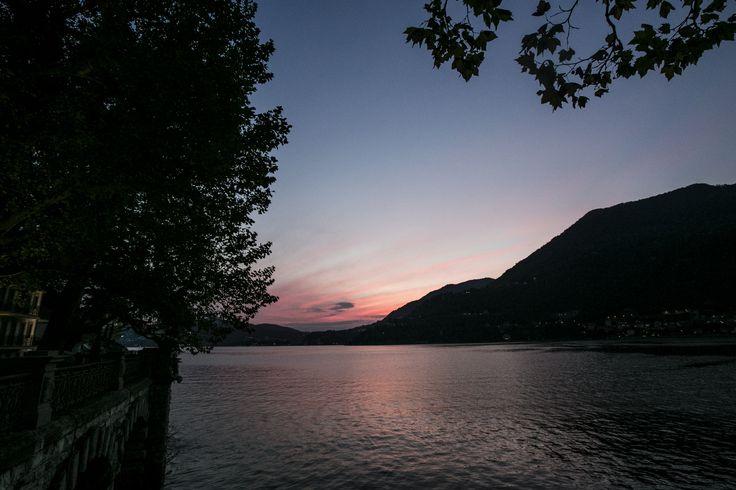 A beautiful panoramic view for memorable and romantic  moments on #Lake #Como… Stay #CastaDiva #Resort #Spa www.castadivaresort.com