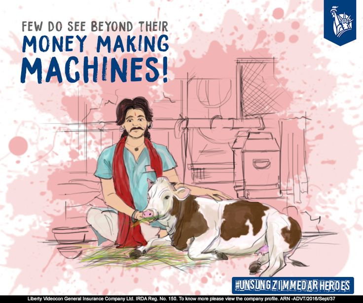 Meet the milkman, who tends to his cattle in their time of need, showing kindness that is almost forgotten nowadays! #UnsungZimmedarHeroes