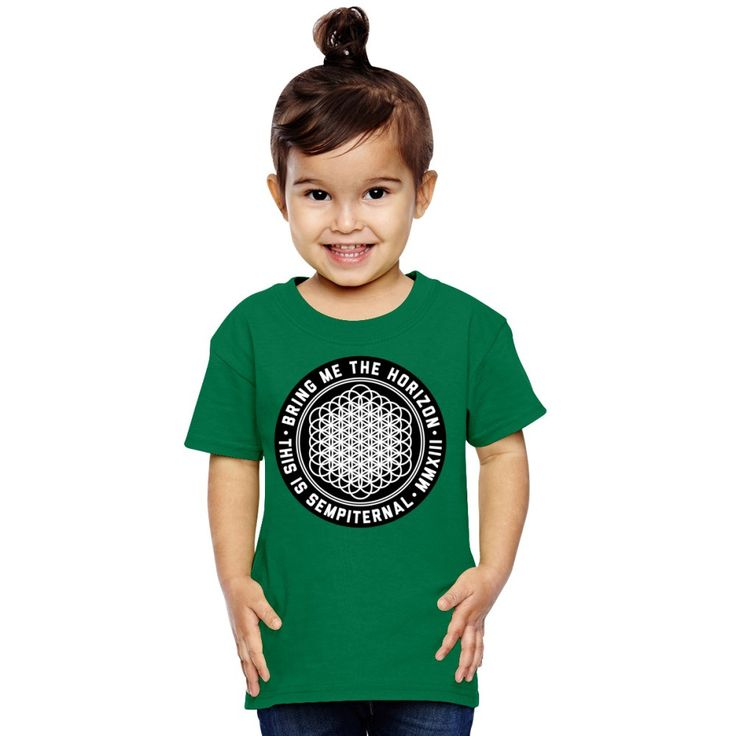 The Sempiternal Album Toddler T-shirt