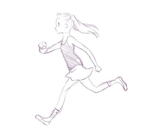 Run by Nachooz  Animated sketch