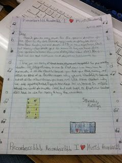 How to teach your students to write great DonorsChoose thank you letters