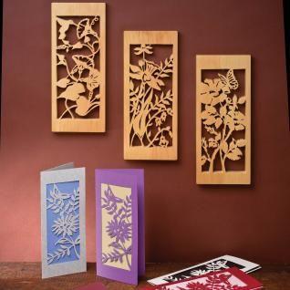 Free floral fretwork pattern!  Foxchapelpublishing.com