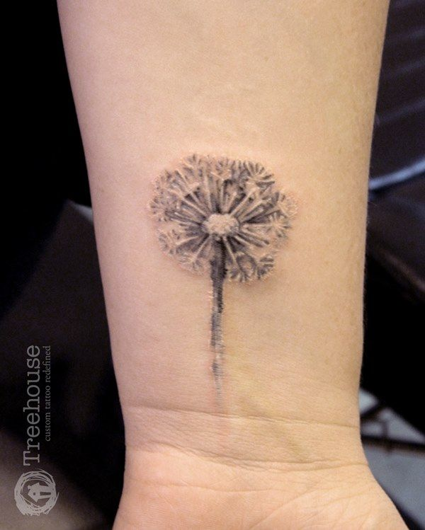 26 Dandelion Tattoo Designs Ideas: Best 25+ Dandelion Tattoos Ideas On Pinterest