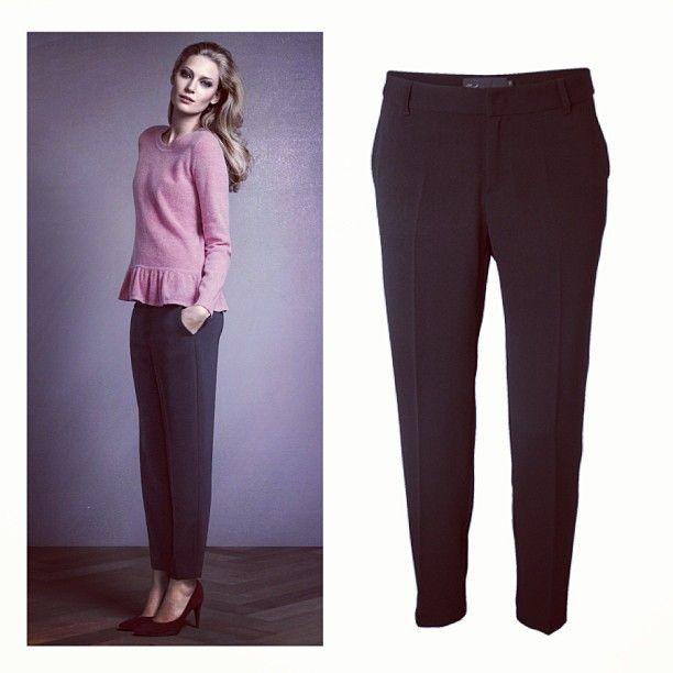 Ett måste i garderoben denna höst, the perfect slouchy pants från Zoul! Nu i butik #MQ #mqfashion