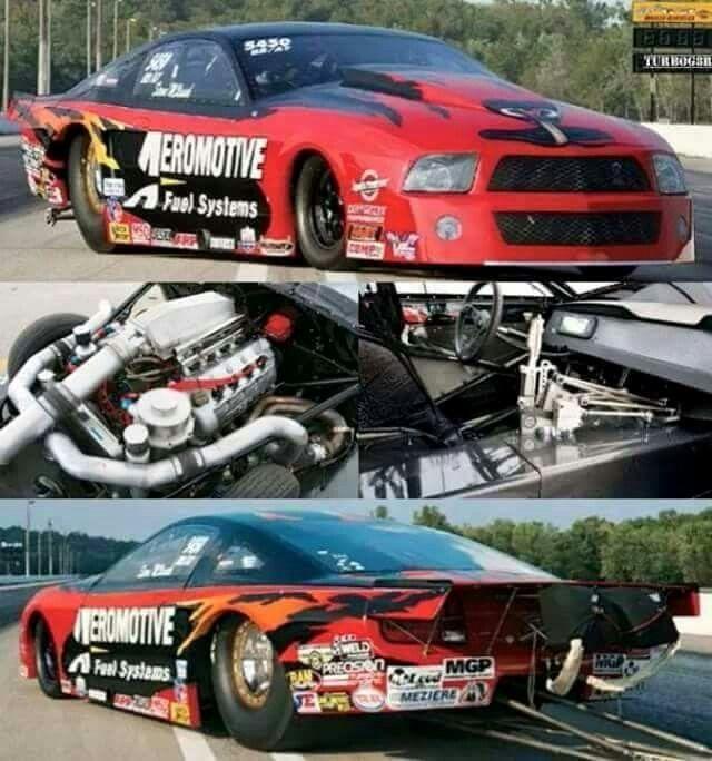 Steve Matusek 2007 Shelby GT500 Ford Mustang 323ci
