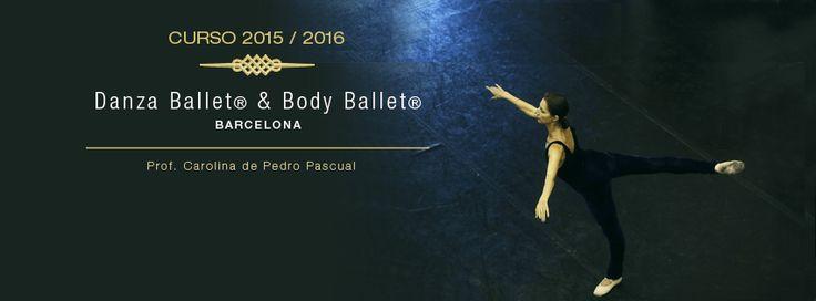 Danza Ballet® Barcelona, curso 2015/2016  Información www.danzaballet.com/danza-ballet-barcelona-curso-20152016/  Formación y clases regulares de danza clásica académica para adultos, jóvenes y niños.  Estudio de danza especializado en Ballet Clásico.