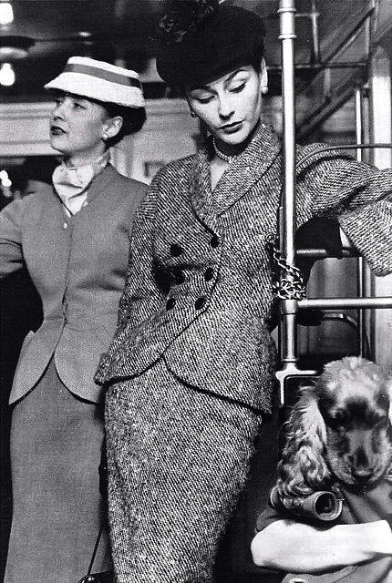 Balenciaga Suits, 1950s