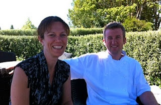 Mel and Richard are the proud owners of The Old Church. Anything fish on the menu here and you're in for a treat.