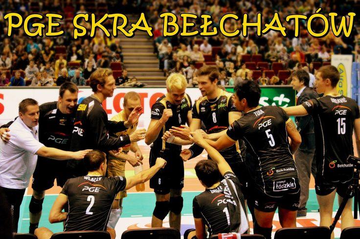 My life - Volleyball #Skra #PGESkraBełchatów  #Siatkówka #PlusLiga