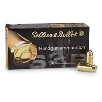 Sellier & Bellot, .380 ACP, FMJ, 92 Grain, 1,000 Rounds: Sellier & Bellot, .380 ACP, FMJ, 92 Grain,… #Hunting #Shooting #Fishing #Camping