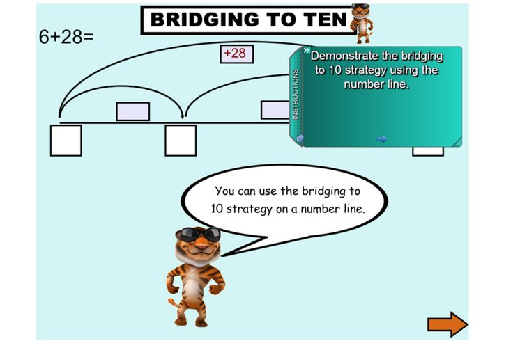 Addition » Bridge To 10 Addition Strategy Worksheets - Free Math ...