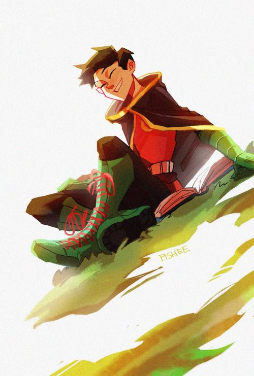 Hey Robin~