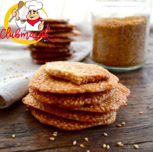 Resep Sesame Crisps, Resep Hidangan Cina Favorit, Club Masak