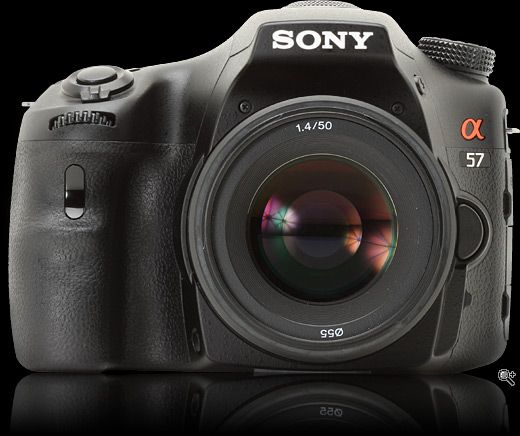 Sony SLT-A57 In-Depth Review: Digital Photography Review
