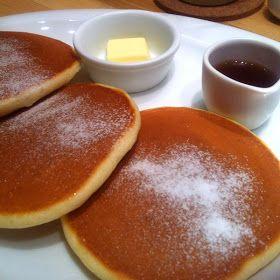 resep pancake