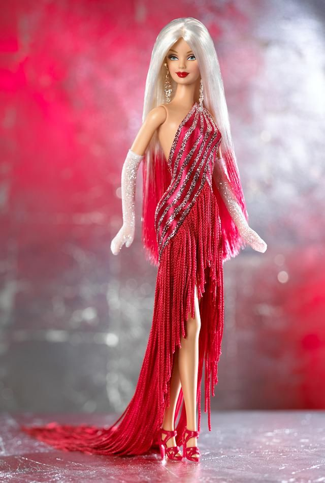 Red Hot 2002 Diva Collection Collector Edition Barbie
