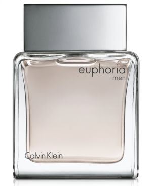 Calvin Klein euphoria men Eau de Toilette Spray, 1.7 oz