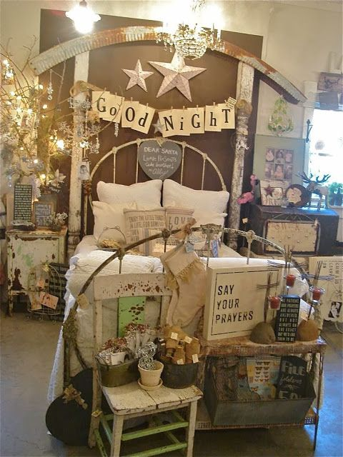 Vintage Show Off: Getting Customers in Your Booth