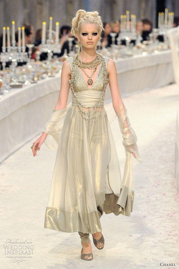 Chanel Pre-Fall 2012 Collection — Paris-Bombay   Wedding Inspirasi