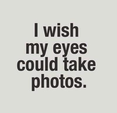 I wish ...