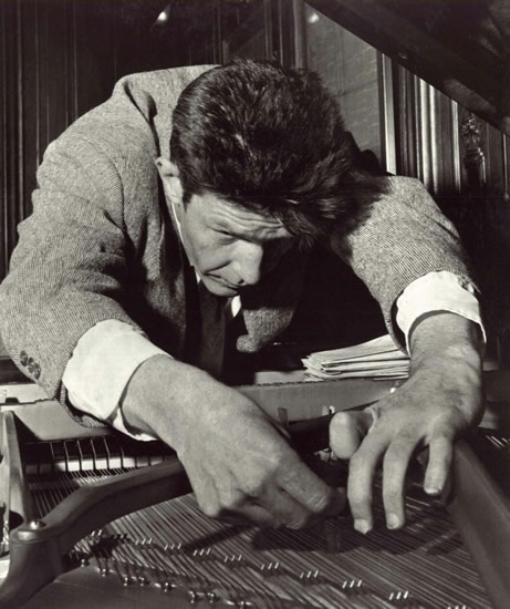 John Cage: Hero, Artists 01, Composers, Cage Preparing, Admired Musicians, People, John Cage, Sound Artists