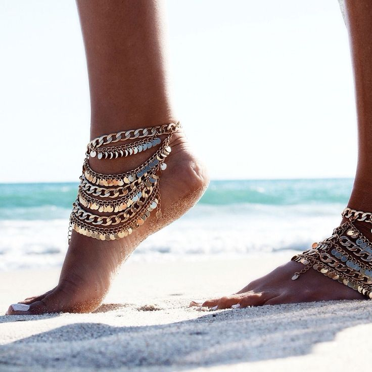 anklet from Grace Bijoux