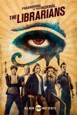 Постер Библиотекари 3 сезон 1 серия