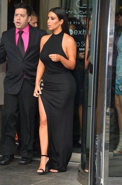 Kim Kardashian Photos: The Kardashian Clan Steps Out in NYC