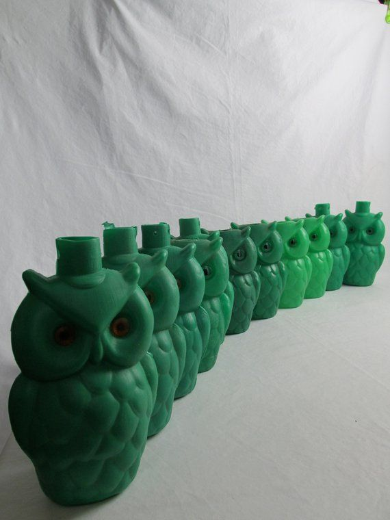 11 Mold Green Owls String Light Covers Timi