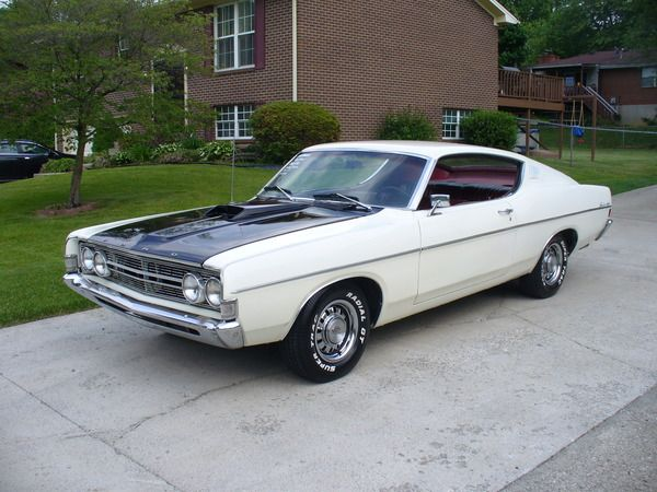 1968 Ford Fairlane for Sale in JEFFERSONVILLE IN | Collector Car Nation Classifieds | Ford and Lincoln Mercury | Pinterest | Ford fairlane Ford and ... & 1968 Ford Fairlane for Sale in JEFFERSONVILLE IN | Collector Car ... markmcfarlin.com
