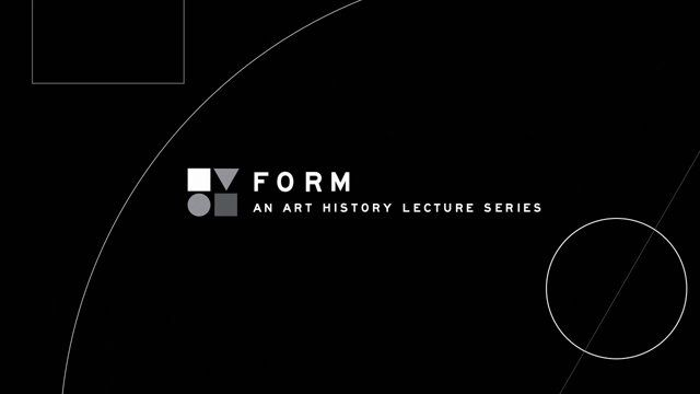 Form is my final project from the Digital Design program at Vancouver Film School. It is motion piece promoting a fictitious art history lecture series. My goal was to use a combination of design, sound and animation to represent several art movements.  Here is the link to a short Making Of: https://vimeo.com/125308073  The music is by the talented Rachel Soong.  Many thanks to my lovely DD30s.