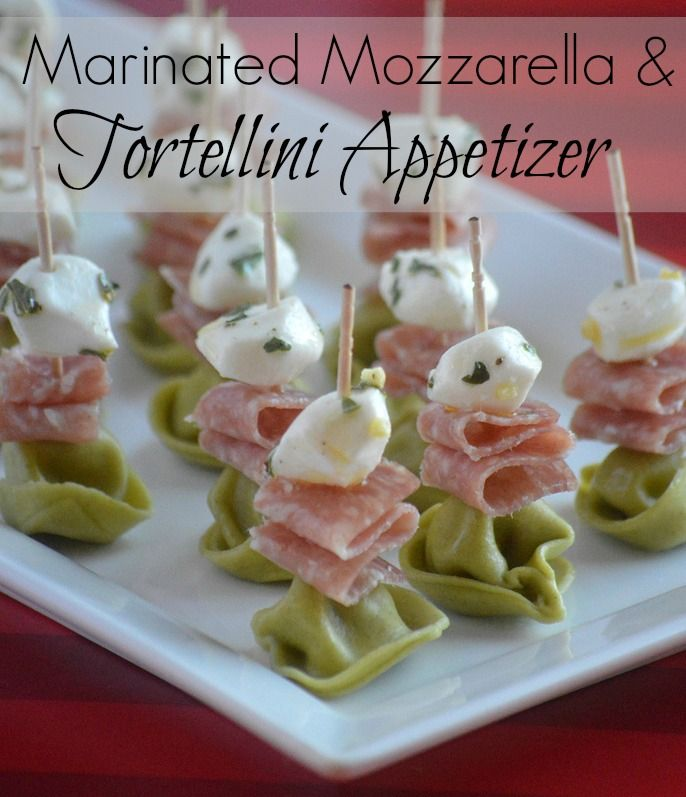The Best Etizer Ever Everyone Is Sure To Live This One Litehouse Recipes In 2018 Pinterest Etizers Tortellini And Mozzarella