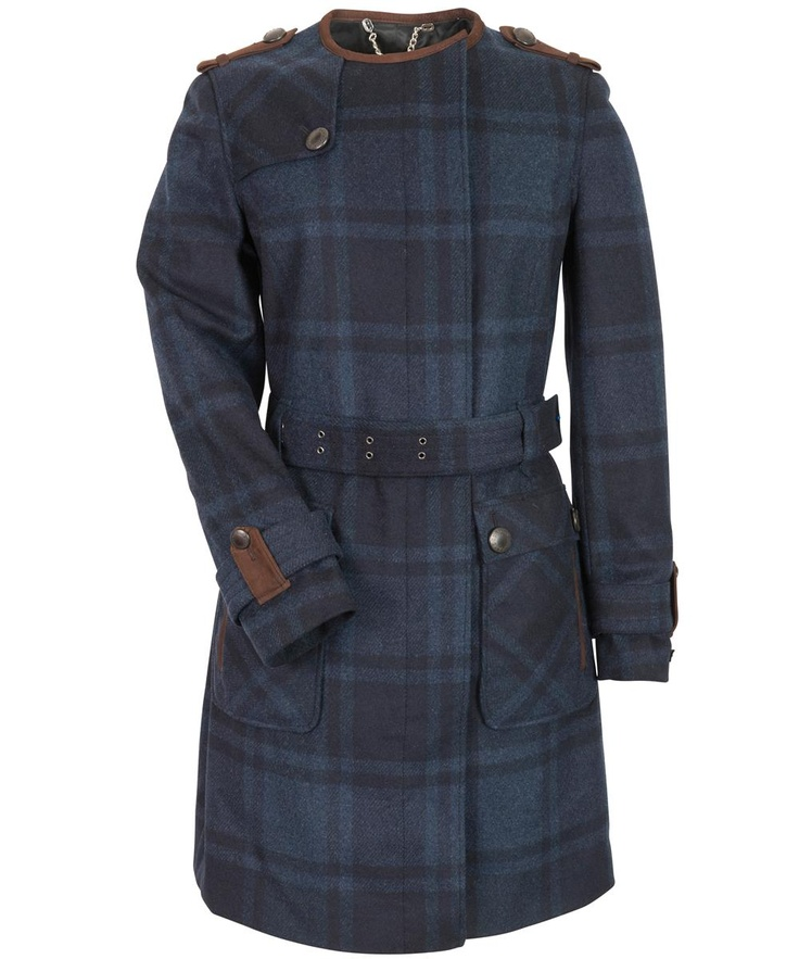 Womens Barbour Carina Wool Coat | Barbour's Dedicated Online Shop for Barbour Clothing