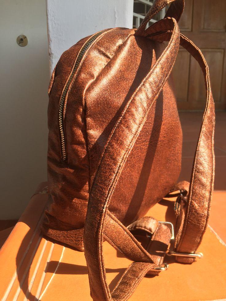 Backpack NOBO - NBAG-G3370-C015 Beige - Backpacks