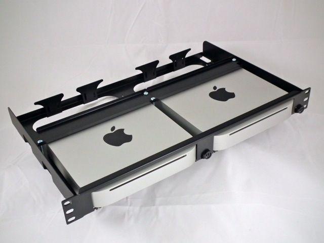 MMR-2G-1URS, MMR-2G-1U, MMR-2G-2URS, MMR-1G-2URS   Mac Mini Rack Mount