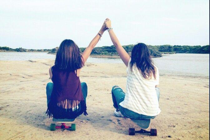 Típico: hacer una locura con tu mejor amiga y nunca olvidarla....