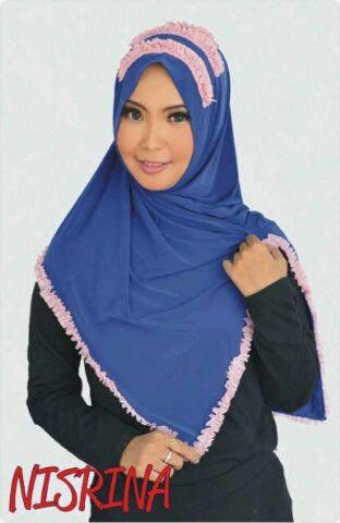 Jilbab Instan Modern Cantik Modis Terbaru Arzety Marble By Nisrina