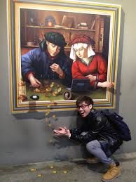 Image result for seoul trick eye museum  photo