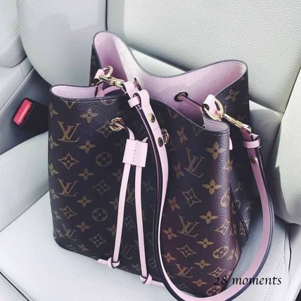 Louis Vuitton Shoulder Bags Monoglam Purses Shoulder Bags 4