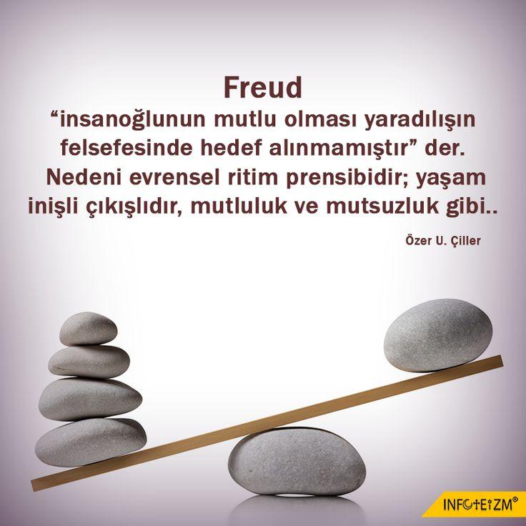 #freud #insan #mutlu #yaradılış #felsefe #hesef #neden #ritim #evren #prensip #mutluluk #mutsuzluk #infoteizm #iniş #çıkış