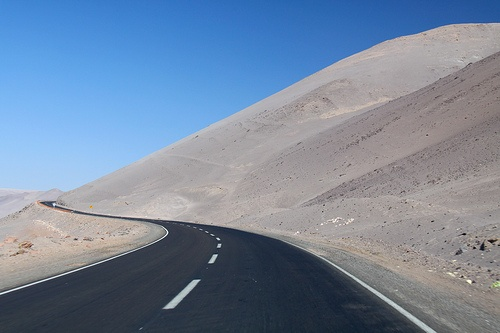 Arica Y Parinacota, Chile, Pan-American Highway, photo by thejourney1972 (South America addicted), via Flickr