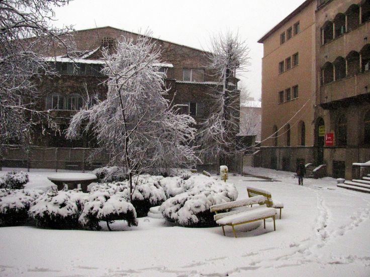 """Relato de viagem - Bucareste, Romênia: """"A espera da neve"""""""