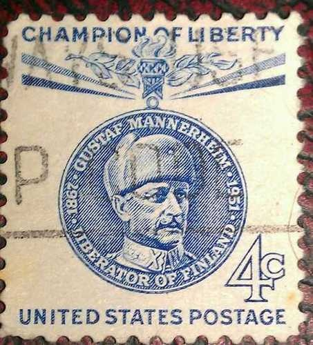 Gustav Mannerheim from the Champion of Liberty series