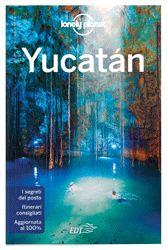 """Yucatán - guida Lonely Planet: """"In Messico ci sono pochi luoghi in grado di offrire, in un colpo solo, l'incanto delle rovine maya, l'azzurro delle acque caraibiche e il fascino delle città coloniali. In realtà, ce n'è soltanto uno: lo Yucatán."""" John Hecht, Autore Lonely Planet"""