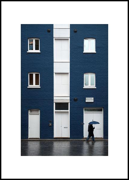 Zdjęcie w ramie 50 x 70 Londyn - Jacek_Falmur_Photography - Fotografia kolorowa