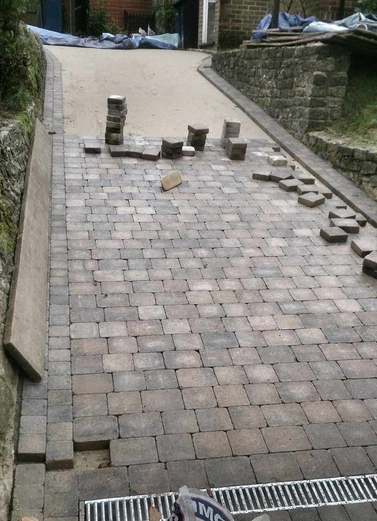 Driveways | Whyteleafe Paving