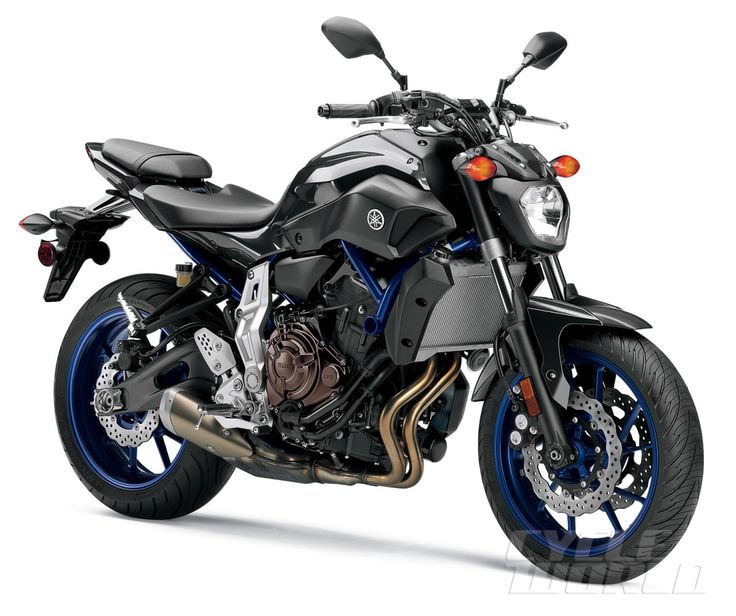 Yamaha FZ-07. Another possibility.